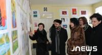 Մայրերի տոն, Նկարչական դպրոց, Ախալքալաք, Ջավախք