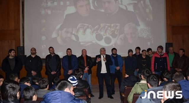 Состоялась премьера снятого в Джавахке фильма режиссера Ваге Ирицяна