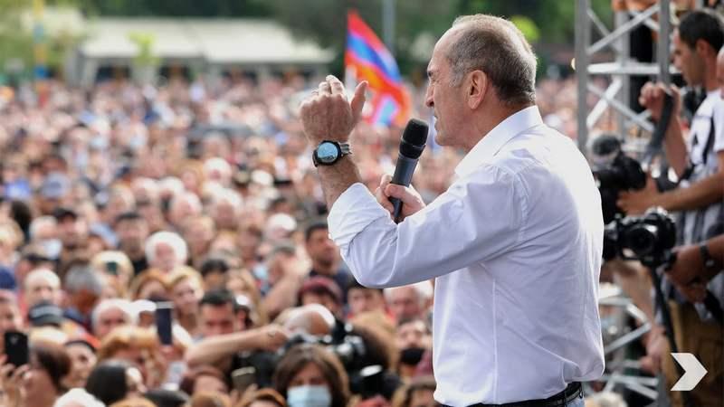 Հայաստանի նախկին նախագահը քաղաքական նոր դաշինք է ստեղծել   Ջավախքի  լրատվական կենտրոն