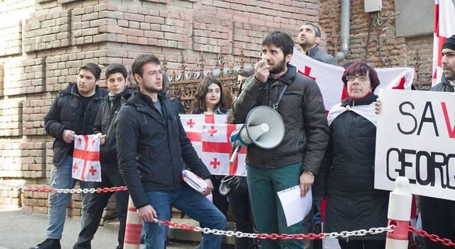 Tbilisi akcia