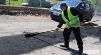 asfalt diliska