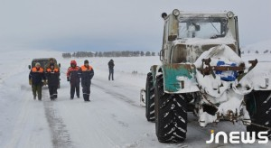 Дорога Ниноцминда-Армения закрыта
