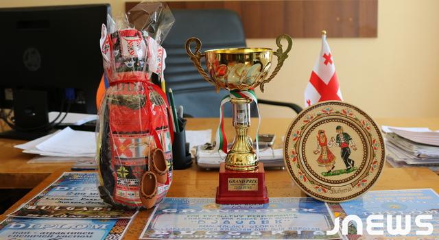 Ансамбль «Джавахк» из Ахалкалаки завоевал Гран-при на международном фестивале в Болгарии