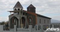 Վաչիան, եկեղեցի, Ջավախք